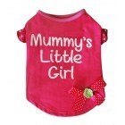 For Mummys favourite little girl. Size Small 8""