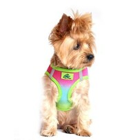 "Patented ""Ombre"" American River Choke Free Harnesses size 3X Large"