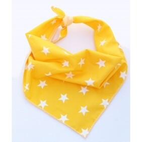 value range colour: white stars on yellow base M/L size 17-25""