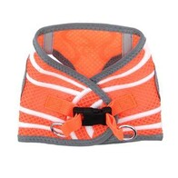"The New ""Neon Sport"" Harness features a unique Overlay Pattern size 2x large"